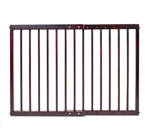 0090014016845 - BABY TREND EXTENDING HARDWOOD SAFETY GATE