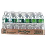 0093674119963 - POLAND SPRINGS BOTTLED WATER 16.9OZ BOTTLES - PACK OF 24