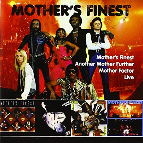 9398800039421 - MOTHER'S FINEST / ANOTHER MOTHER FURTHER / MOTHER