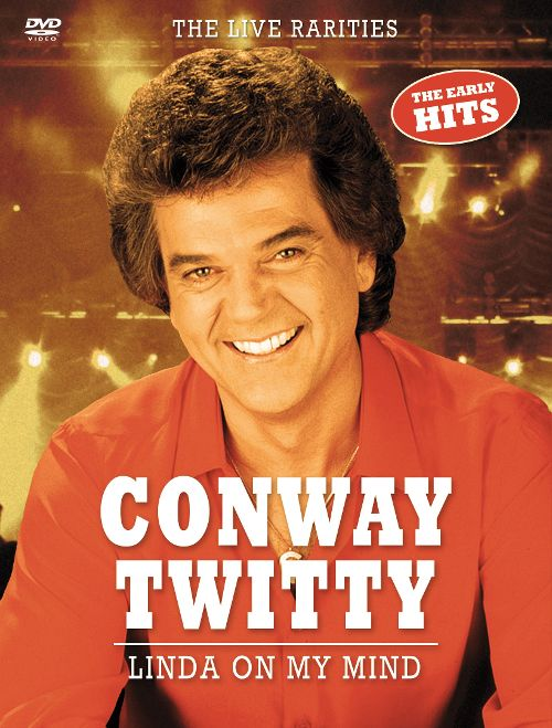 9443817109220 - LINDA ON MY MIND BY CONWAY TWITTY