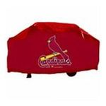 0094746353803 - ST. LOUIS CARDINALS DELUXE GRILL COVER