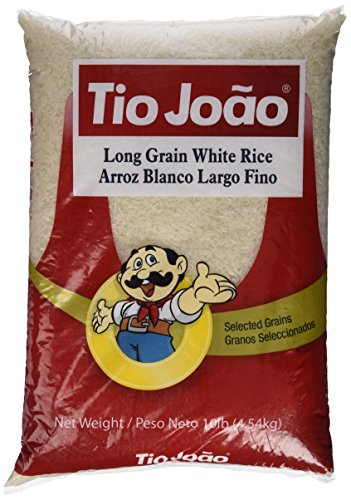 0096543467899 - TIO JOAO LONG GRAIN WHITE RICE 10 LBS || ARROZ TIO JOAO 4.54KG