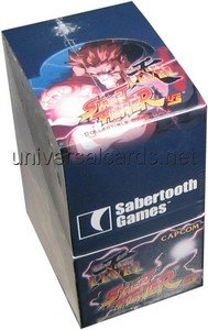 0097090608018 - UNIVERSAL FIGHTING SYSTEM : STREET FIGHTER THE NEXT LEVEL BOOSTER BOX