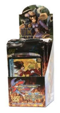 0097090627019 - UNIVERSAL FIGHTING SYSTEM : SNK CUTTING EDGE BOOSTER BOX