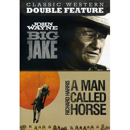 0097361701240 - BIG JAKE/A MAN CALLED HORSE (DVD)