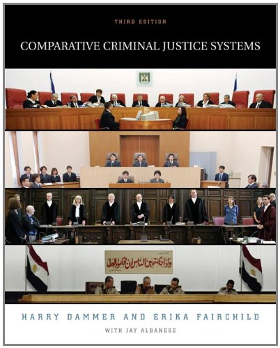criminal justice systems