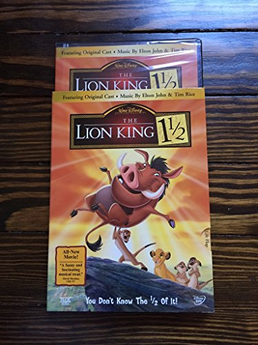 9780788847134 - THE LION KING 1 1/2