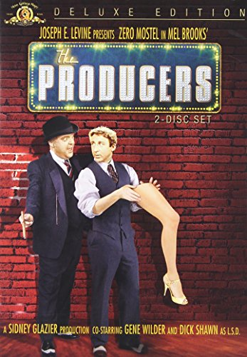9781404913677 - THE PRODUCERS (DELUXE EDITION)