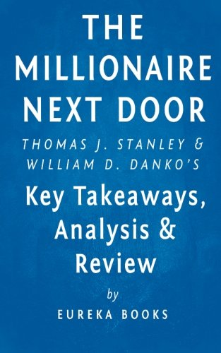 an analysis of the book the millionaire next door by dr thomas j stanley and dr william d danko Written by eureka books, narrated by michael pauley download the app and start listening to the millionaire next door by thomas j stanley and william d danko: key takeaways, analysis, & review today - free with a 30 day trial.