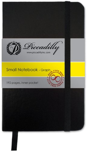 9781571338174 - ESSENTIAL SMALL GRAPH JOURNAL-BLACK