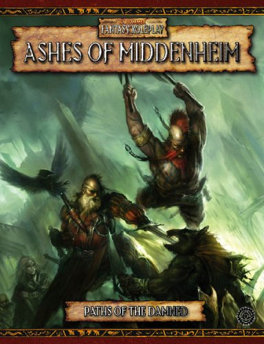 9781844162239 - PATHS OF THE DAMNED: ASHES OF MIDDENHEIM (WARHAMMER FANTASY ROLEPLAY) (V. 1)
