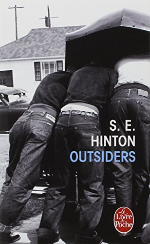 9782253034353 - OUTSIDERS (LDP LITERATURE) (FRENCH EDITION)