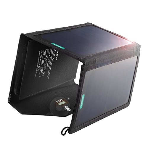 9789846026016 - MICROMAX A25 SMARTY 20W SOLAR CHARGER WITH DUAL USB PORTS PLUS AIPOWER FAST CHARGING TECHNOLOGY THAT ADAPTS TO THE SUN AND YOUR DEVICE AUTOMATICALLY! (UP TO 3.1A AND 23.5% EFFICIENT)
