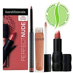 0098132118489 - THE PERFECT NUDE KIT 100% NATURAL LIP COLLECTION $41 VALUE! 1 KIT