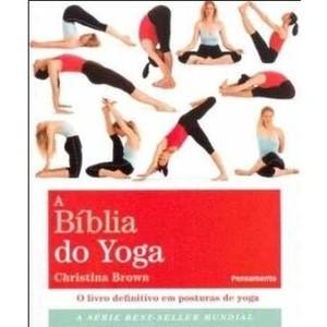 9788531515941 - A BÍBLIA DO YOGA - CHRISTINA BROWN