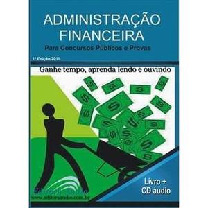 9788580260052 - ADMINISTRAÇÃO FINANCEIRA: PARA CONCURSOS PÚBLICOS - RUBENS SOUZA