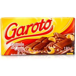 7891008368000 - AO LEITE COM CASTANHA DE CAJU GAROTO