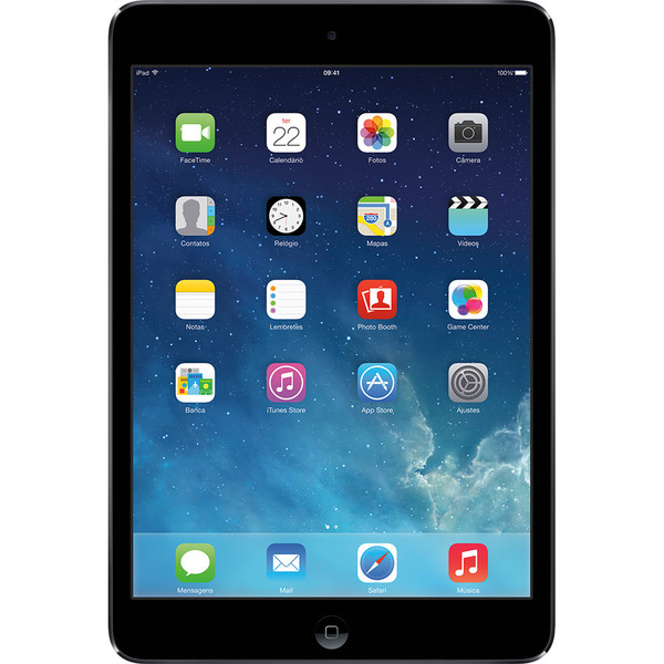 0885909812745 - APPLE IPAD MINI TELA RETINA 4G 16 GB