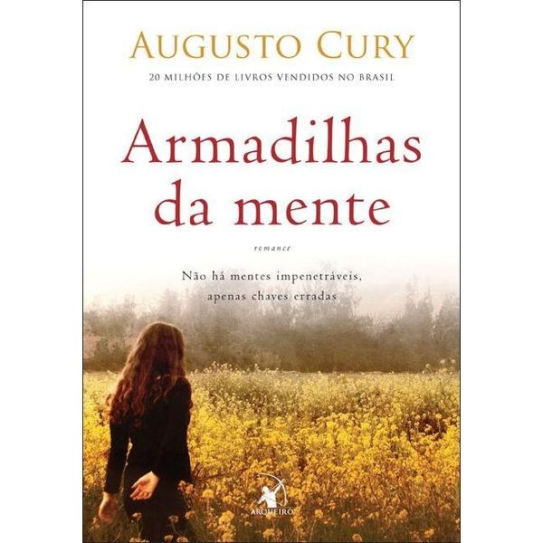 9788580411614 - ARMADILHAS DA MENTE - AUGUSTO CURY