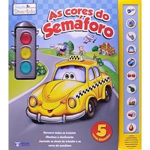 9788533922495 - AS CORES DO SEMÁFORO - BICHO ESPERTO
