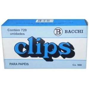 7897849610063 - CLIPS BACCHI 02/0 500G