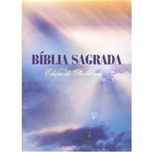 9788589079631 - BÍBLIA SAGRADA PEQUENA BROCHURA EDIÇÃO DE PROMESSAS 200G EDITORA KING CROSS