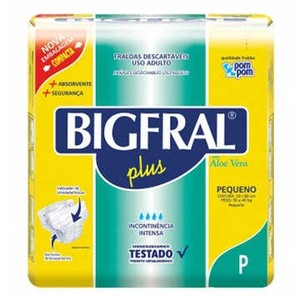 7898286540357 - BIGFRAL PLUS P 10 UNIDADES