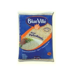 7896011906874 - BLUE VILLE PARBOILIZADO TIPO 1 PACOTE