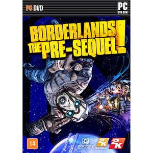 0710425414961 - BORDERLANDS THE PRE-SEQUEL PC DVD