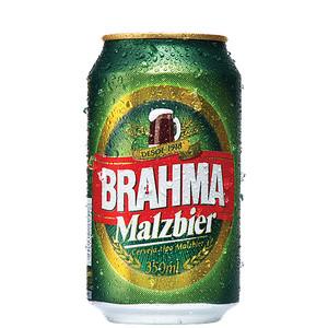 7891149101528 - BRAHMA MALZBIER LATA 1 UNIDADE