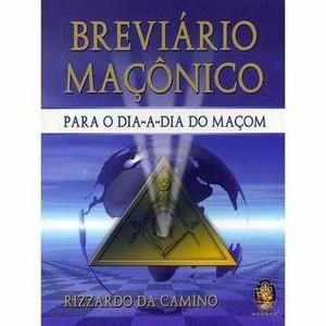 9788537002926 - BREVIÁRIO MAÇÔNICO - RIZZARDO DA CAMINO