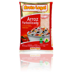 7896901200235 - ARROZ POLIDO TIPO 1 BROTO LEGAL PACOTE 1KG