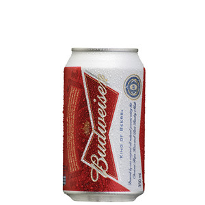 7891991010481 - BUDWEISER AMERICAN LAGER LATA 1 UNIDADE
