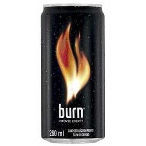 7894900401103 - BEBIDA ENERGÉTICA BURN 260ML