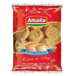7896021300150 - CABELO DE ANJO SANTA AMÁLIA COM OVOS