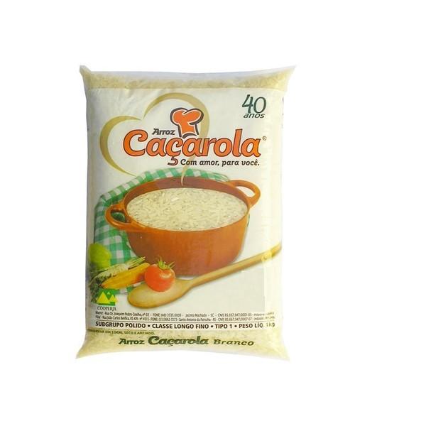 7896393605037 - CAÇAROLA PARBOILIZADO TIPO 1 PACOTE