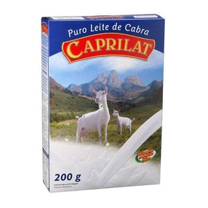 7897137000187 - LEITE DE CABRA EM PÓ INTEGRAL CAPRILAT CAIXA 200G