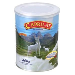 7897137000026 - LEITE DE CABRA EM PÓ INTEGRAL CAPRILAT 400G