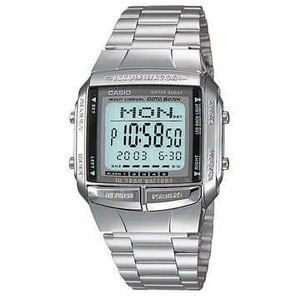 4971850762157 - CASIO DATABANK DB360 DIGITAL MASCULINO