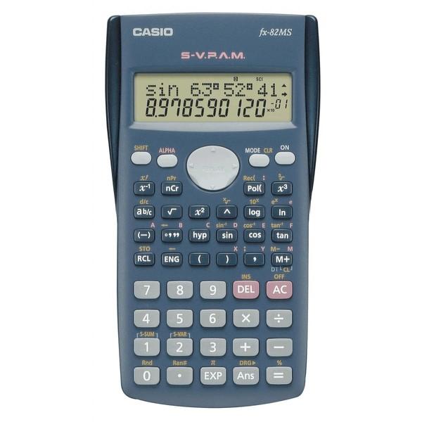 4971850137931 - CASIO FX - 82MS CIENTÍFICA