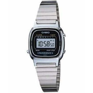 4971850436560 - CASIO LA 670WA DIGITAL FEMININO
