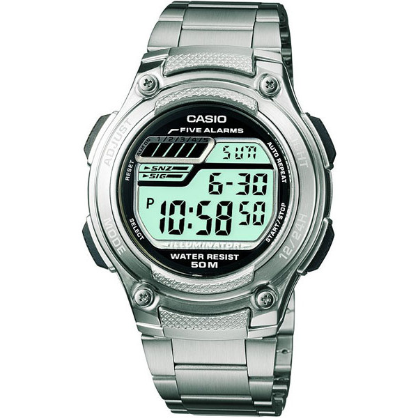 4971850897453 - CASIO W212HD DIGITAL MASCULINO