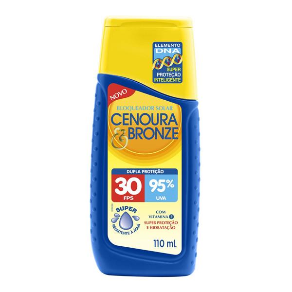 7896094906693 - BRONZEADOR CENOURA & BRONZE F8