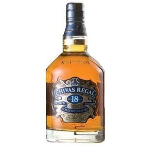 5000299225028 - WHISKY ESCOCÊS BLENDED GOLD SIGNATURE CHIVAS REGAL GARRAFA 750ML