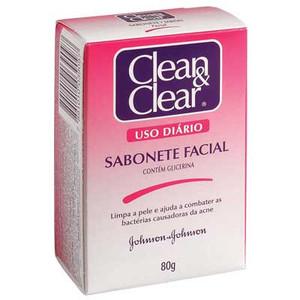 7891010039097 - SABONETE CLEAN & CLEAR FACIAL
