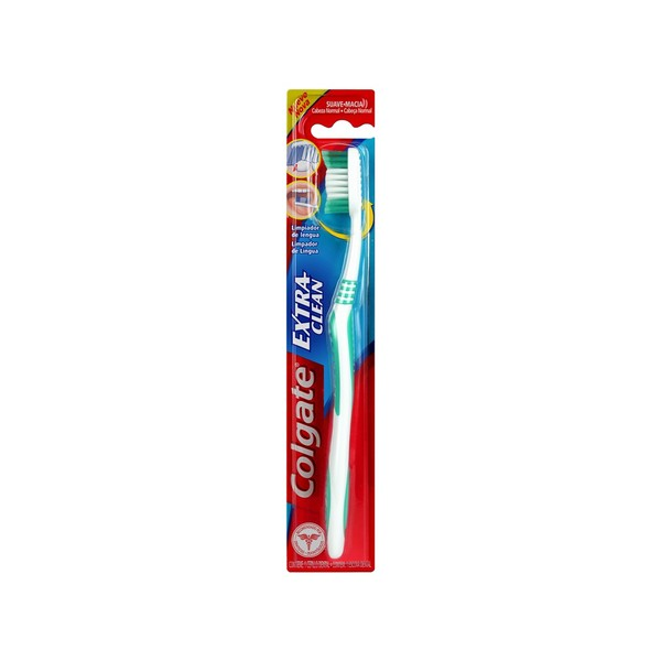 7891024024386 - ESCOVA DENTAL MACIA ESSENCIAL CLEAN COLGATE