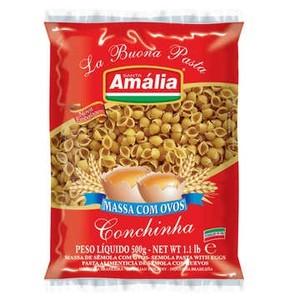 7896021300402 - CONCHINHA SANTA AMÁLIA COM OVOS