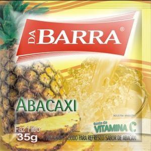 7896032500044 - DA BARRA ABACAXI