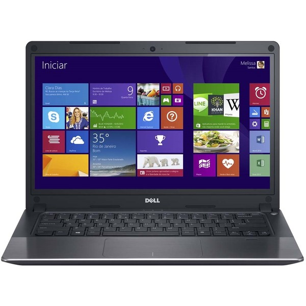 7899489503545 - DELL VOSTRO 5470 INTEL CORE I5-4200U 1.6 GHZ 4096 MB 500 GB