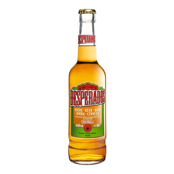 7896045504503 - DESPERADOS TEQUILA SPECIALTY BEER LONG NECK 1 UNIDADE
